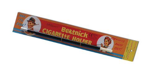 Black Beatnik Cigarette Holder (Marilyn Monroe Costume For Kids)
