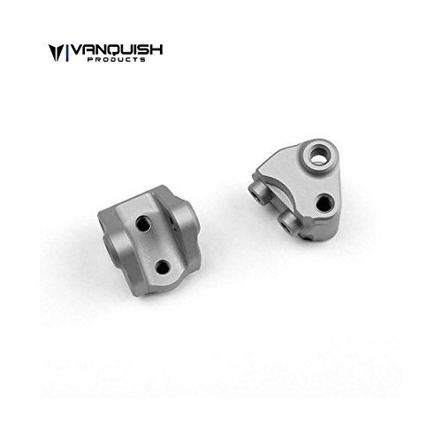 VANQUISH AXIAL SCX10-II LOWER LINK/SHOCK MOUNT CLEAR ANODIZED SCX10 2 VPS04467