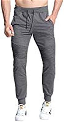 BESTSOON-CCS Pantalones de Running para Hombre Pantalón de chándal ...