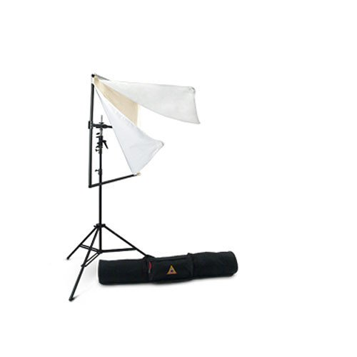 Photoflex FirstStudio 39'' x 39'' LitePanel Kit for Indoor & Studio Sets with New Gripjaw by Photoflex
