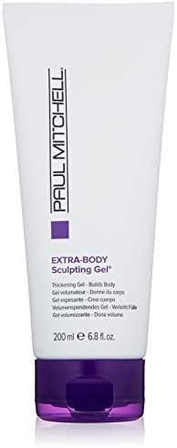 Hair Styling: Paul Mitchell Extra-Body Sculpting Gel