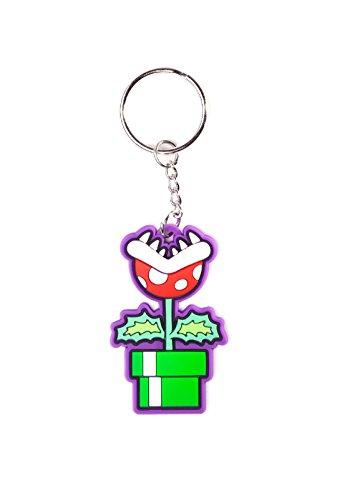 Nintendo Keyring Keychain Piranha Official