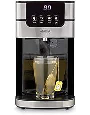 CASO PerfectCup 1000 Pro warmwaterdispenser, 4 liter tank, ideaal voor buffetten en catering, instelbaar van 70-100 °C, incl. waterfilter