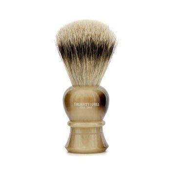 Truefitt & Hill Regency Super Badger Shave Brush - # Horn - by Truefitt & Hill