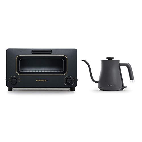 BALMUDA Combo Pack in Black | BALMUDA The Toaster