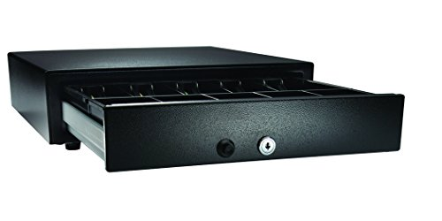 APG Cash Drawer, LLC: Manual, Black 14 x 16 Vasario Series Cash Drawer VP101-BL1416 by APG