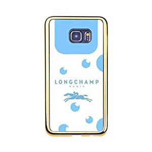 Luxurious Plastic Protector Samsung Galaxy S6 Edge +(Plus) Carcasa,Custom Longchamp Scratch Resistance Protector Cover