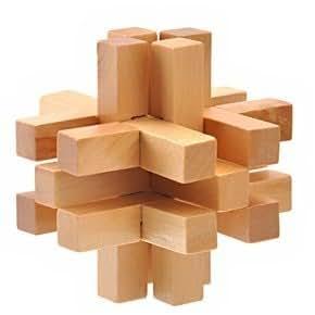 Ensamblado de madera del rompecabezas de juguete Juego de Ni?os Inteligencia juguete educativo del juguete
