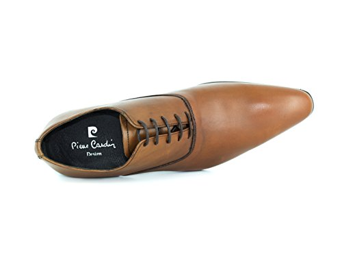 PC1605AA Camel Pierre Richelieu Chaussures Marron Cardin AwqtF1xT