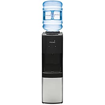 Primo Stainless Steel 1 Spout Top Load Hot, Cold and Cool Water Cooler Dispenser