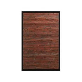 Amazon Com Bamboo Rugs Cobblestone Rug Rug Size 4 X 6