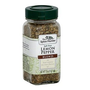 Spice Hunter Pepper Lemon Blend by Spice Hunter