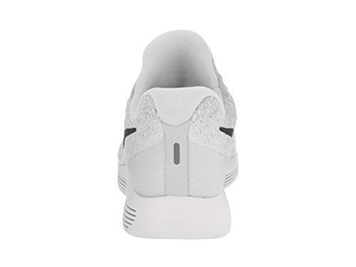 Lunarepic Medium Flyknit Gris Femme Low 2 Chaussures Gris Trail de W Foncé NIKE Noir Blanc Anthracite STqx65