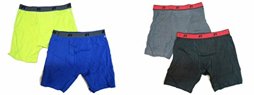 Russell Advanced Cotton Performance SPANDEX