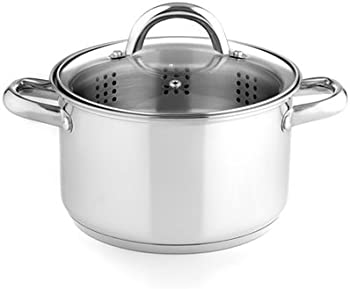 Tools of the Trade Stainless Steel 4 Qt. Stockpot