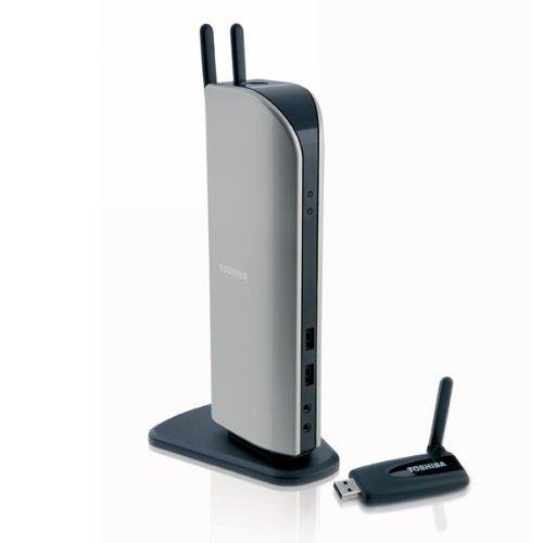 Toshiba Dynadock Wireless U Universal USB Docking Station (Notebook Universal Toshiba)