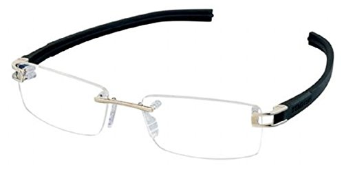 TAG Heuer Eyeglasses TH 7643 RED 005 TRACK S
