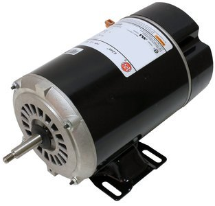 1 hp 3450/1725 RPM 48Y Frame 115V 2-Speed Pool & Spa Electric Motor US Electric Motor # EZBN37
