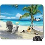 MARGARITAVILLE Mouse Pad, Mousepad (Beaches Mouse Pad)