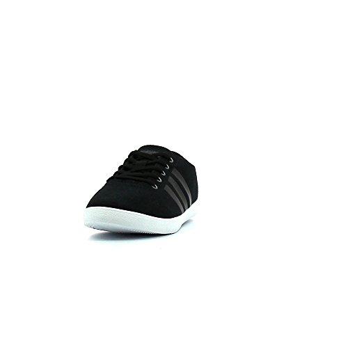 adidas Cloudfoam QT Vulc W, Scarpe da Ginnastica Donna, Nero (Negbas/Negbas/Grpudg), 40 EU