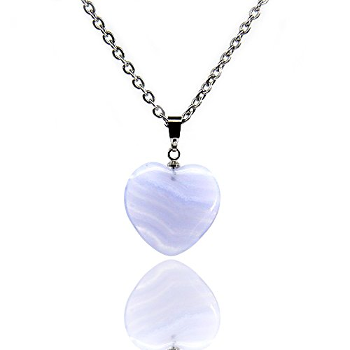Lace Agate Necklace - 2