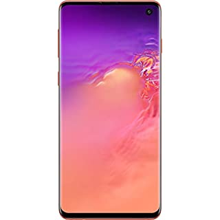 Samsung Galaxy Cellphone - S10 AT&T Factory Unlock (Flamingo Pink, 128GB)