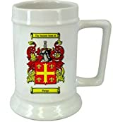 Parejo Family Crest Stein / Parejo Coat of Arms Stein