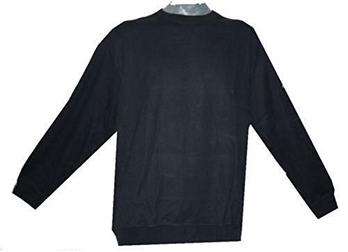 Greystone Herren Sweatshirt Übergrößen blau 4xl 5xl