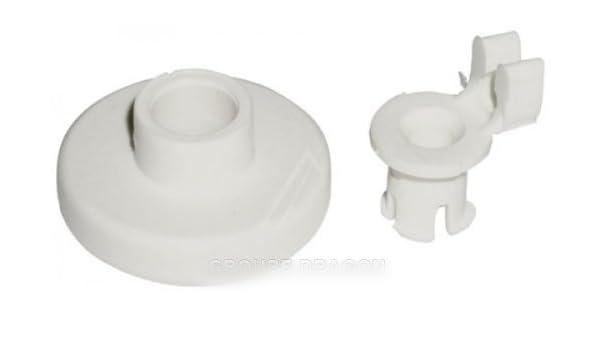 Bosch B/S/H – Ruleta + soporte cesta INFERIEUR para lavavajillas ...
