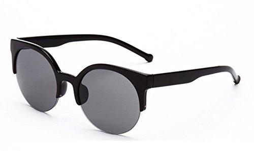 Sol De Sol D Gafas De Sol Gafas Mujer Caballero Retro Gafas para para De do De Gafas Resina Enmarcadas JUNHONGZHANG qwp4Zw