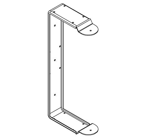 ELECTRO-VOICE MB200 U-Bracket Mounting Kit