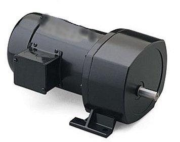 Leeson Parallel Shaft 1/2 hp, 133 RPM 230/460 Electric Gear Motor # 107036