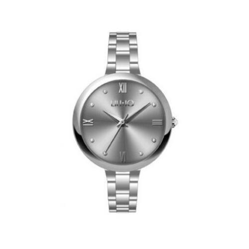 Reloj mujer Liu Jo Luxury de acero con Swarovski tlj1173: Amazon.es: Relojes