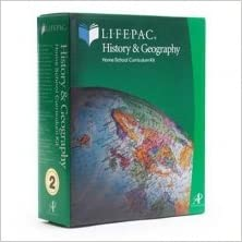Book Lifepac Gold History & Geography Grade 12: Set of 10