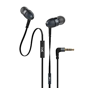 boAt Bass Heads 225 in-Ear Headphones with Mic