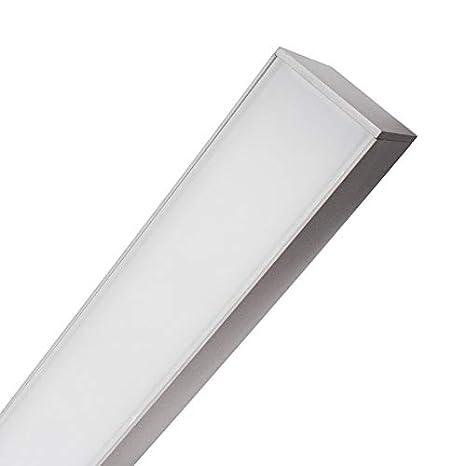 Barra Lineal LED Turner 40W LIFUD Blanco Frío 6000K-6500K efectoLED: Amazon.es: Iluminación