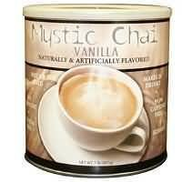 Mystic Chai Vanilla Tea, Total 2 Cans, 2 lb Each