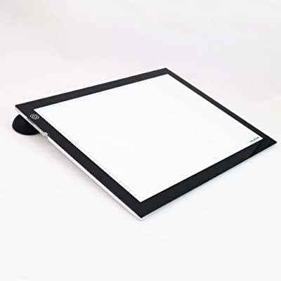 Huion 23.5 Inch Light Tracer Photography ArtCraft Light Box - A3 w/ Pucks and Tracing Paper by Huion Animation Technology Co., LTD