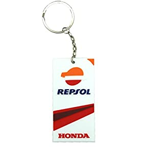 Honda Repsol Moto GP Team Logo Key Ring Official 2017