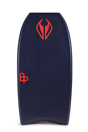 "NMD Board Ben Player PE Bodyboard, 42.5"", Midnight Blue"