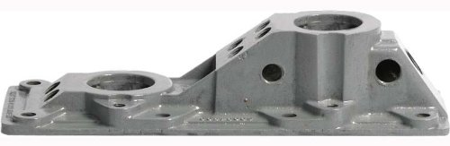 (Pentair 10364504 Cast Iron Inlet and Outlet Header Cover with Holes Replacement Pool/Spa Heater)
