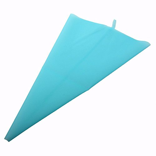Gabkey Reusable Silicon Cream Pastry Bags Cake Icing Piping Decorating Tools XL