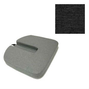 McCarty's Sacro Ease Executive Office Chair Seat Cushion CHARCOAL