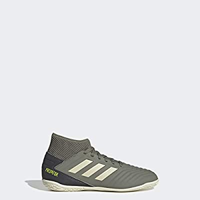 adidas Kids' Predator 19.3 Indoor Soccer Shoe