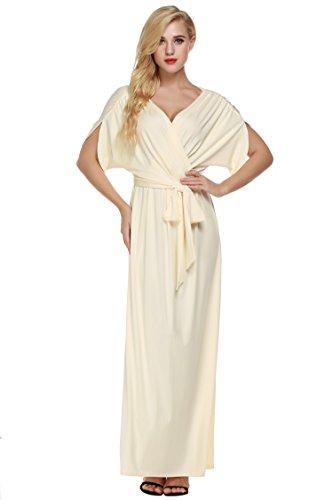 Damen Bodycon Kleider Kleid Rockabilly Sommerkleid Cocktailkleider ...