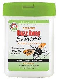 Quantum Buzz Away Insect Repellant - 8