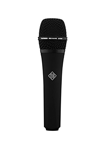 Telefunken M80 Dynamic Microphone Black by Telefunken
