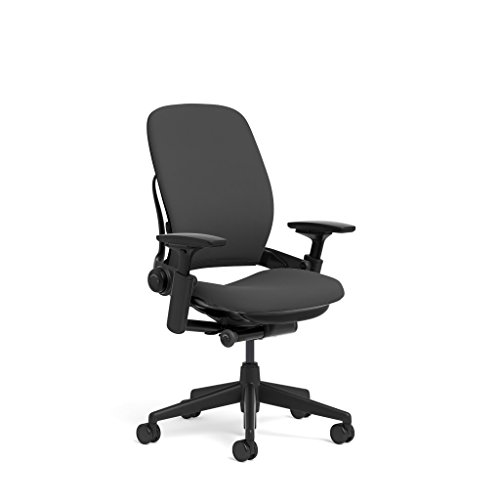 Price comparison product image Steelcase Leap Chair, Black Fabric