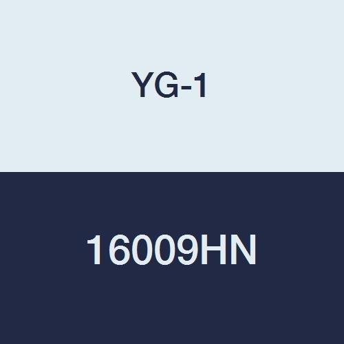 YG-1 16009HN .2165 HSS End Mill 2-1//2 Length 4 Flute TiN Finish Regular Length