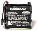 PANASONIC P-401A Battery for Panasonic Cordless Telephones
